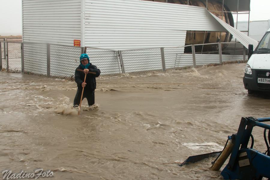 24 сентября - Часть 3. Прорыв. Быстрая вода опаснее глубокой.